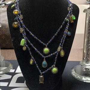 Jewelry - Colorful stones necklace